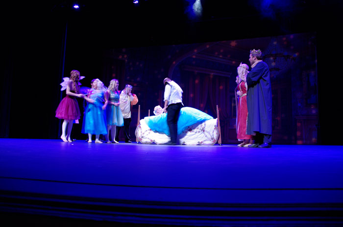 Sleeping Beauty Kids Happy Ending