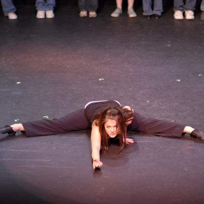 Lindsay Dancing