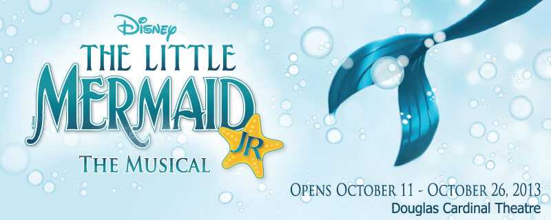 The Little Mermaid The Disney Musical