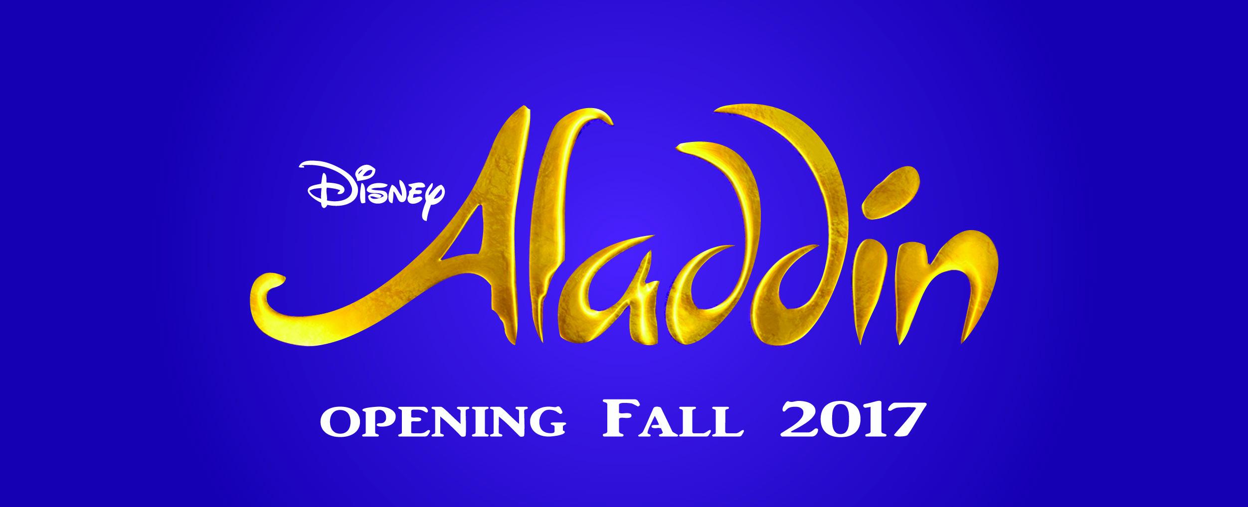 Aladdin The Musical Logo | www.pixshark.com - 770.0KB
